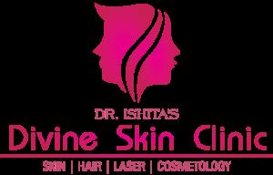 Dr Ishita's  Divine Skin Clinic Orignal Logo